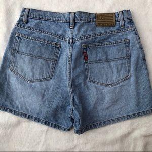 Ralph Lauren Shorts - Ralph Lauren 90's Weekender Jean Shorts